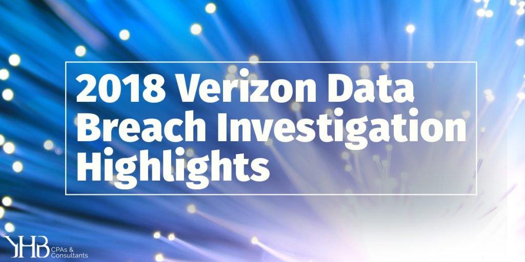 2018 Verizon DBIR